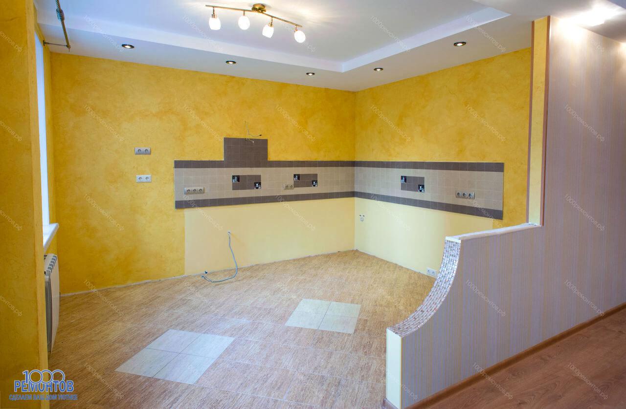 Ремонт квартиры 140 м2 в Павшинской пойме