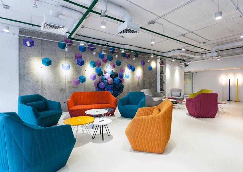 Как быстро и недорого изменить облик офиса