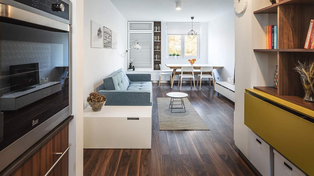 Планируем пространство малогабаритной квартиры