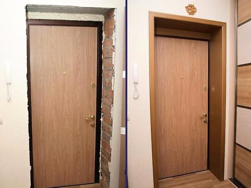 Двери: разновидности и способы их установки