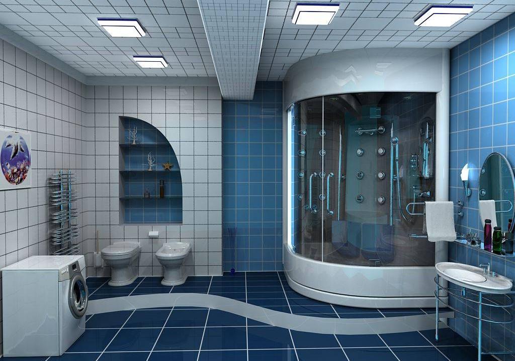 Экономим на ремонте ванной комнаты