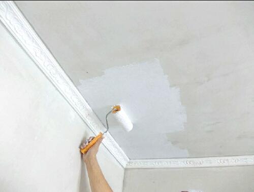 Как побелить потолок. Советы и рекомендации