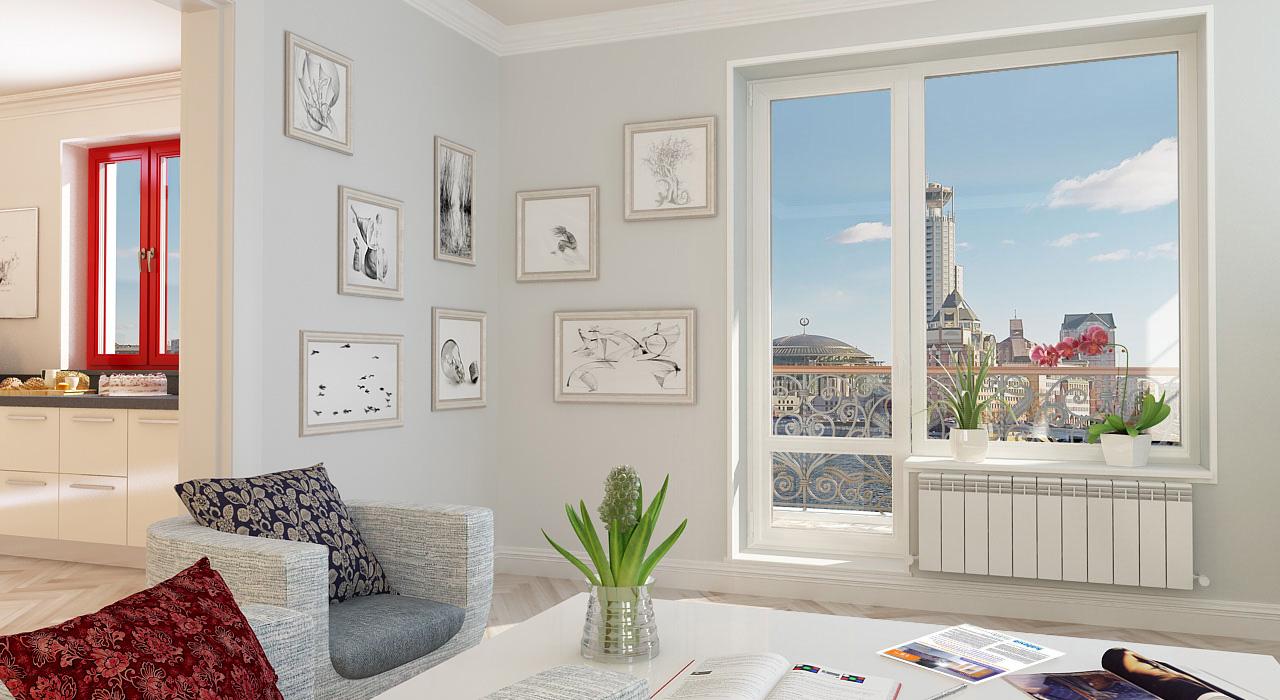 Как выбрать пластиковые окна в квартиру