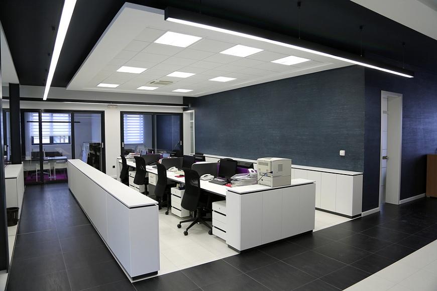Как грамотно решить вопрос с офисным освещением