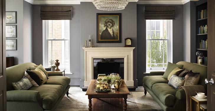 Английский стиль в интерьере вашего дома