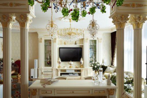 Античный стиль в интерьере вашего дома