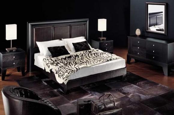 Спальня в Арт-Деко стиле