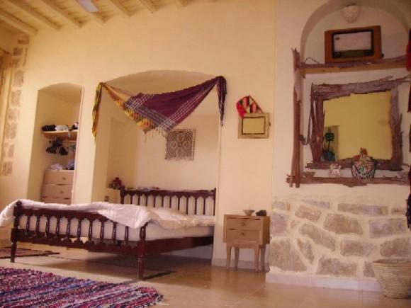 Египетский стиль в спальне