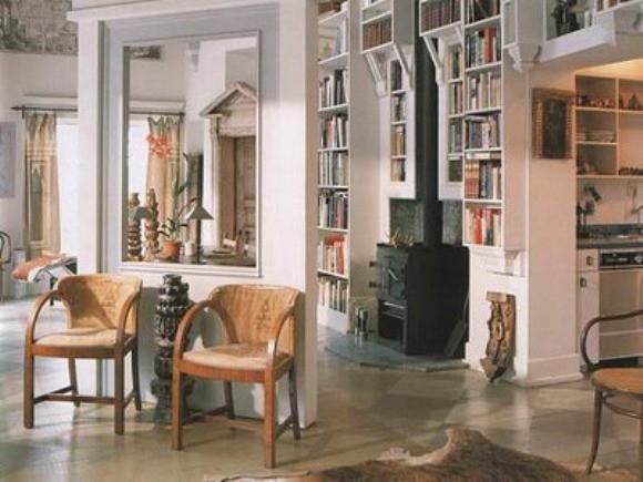 Дизайн дома в стиле постмодернизма