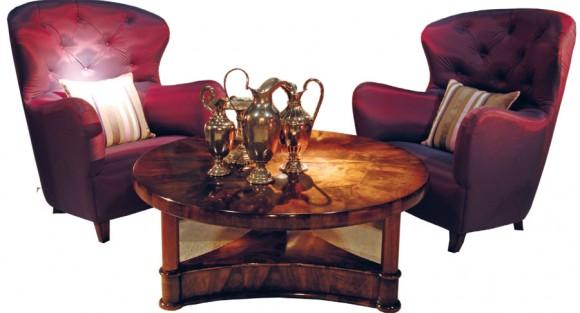 Мебель в стиле фьюжн
