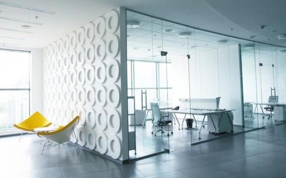 Офис в стиле фай-тек