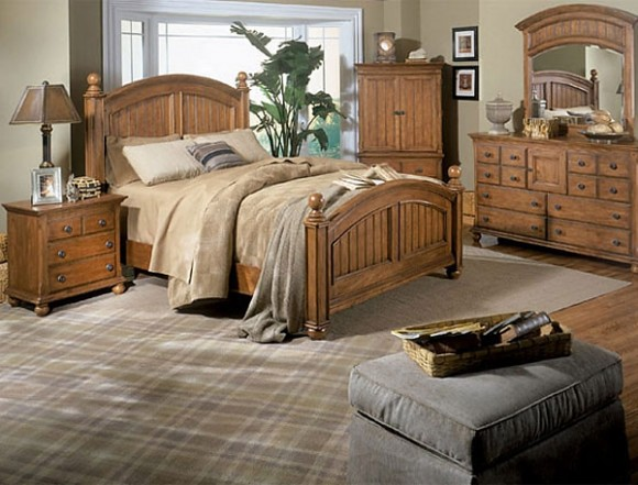 Спальня в немецком стиле