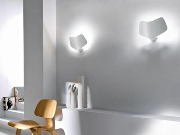 Уютные настенные светильники