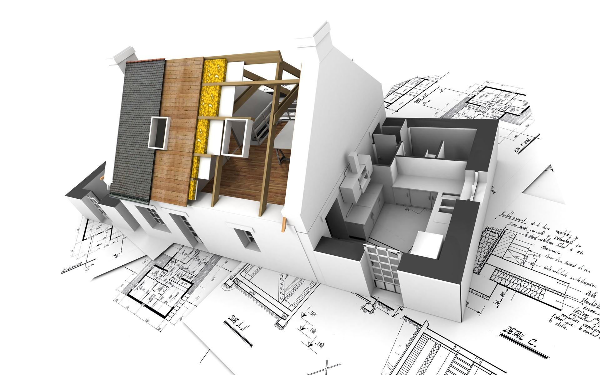 Oсновные этапы строительства деревянного дома