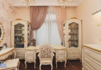 Ремонт квартиры 150 м2 на ул. Погодинской
