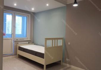 Ремонт квартиры 80 м2 в Южном Бутово