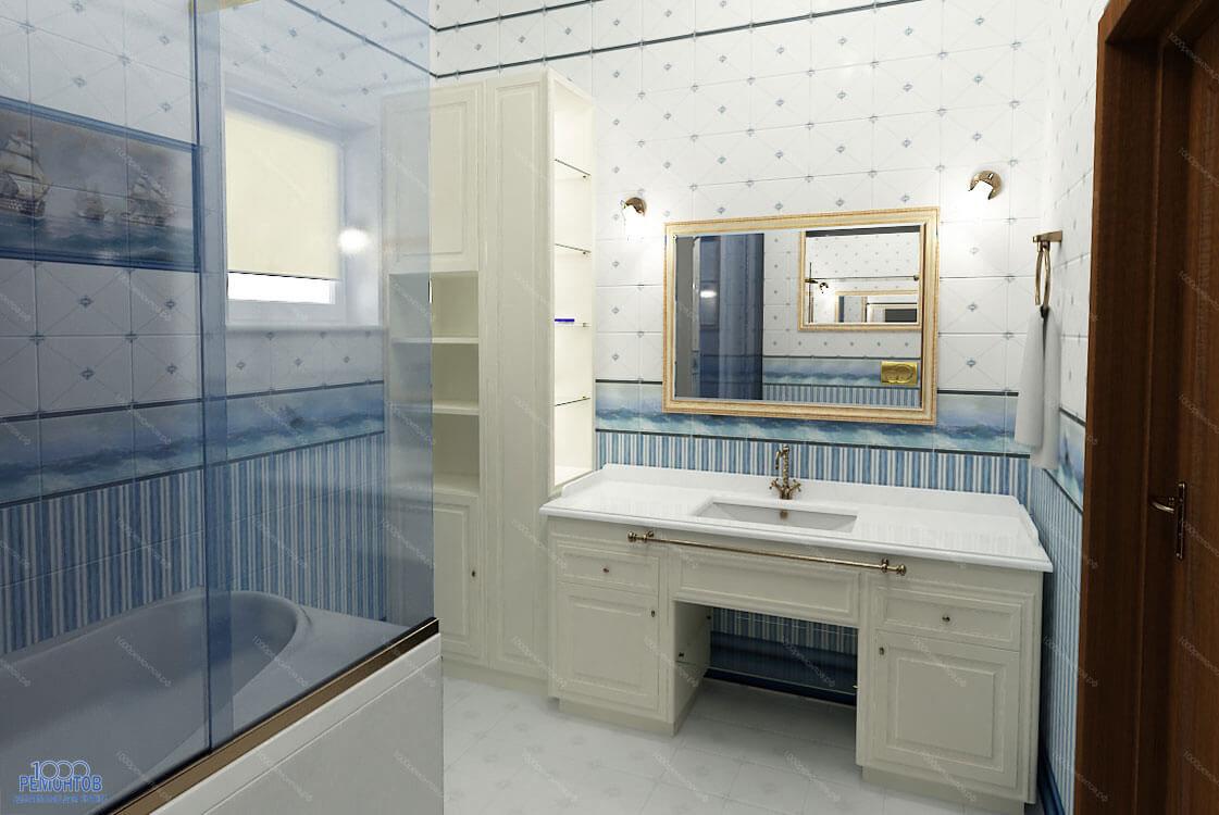 Дизайн-проект коттеджа 280 м<sup>2</sup> город Домодедово