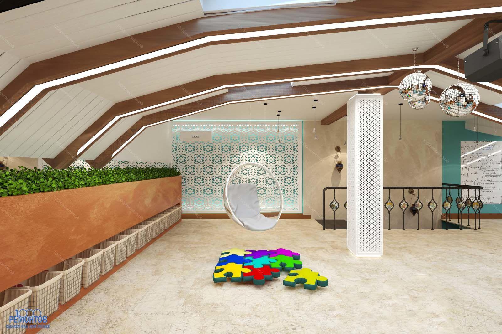 Дизайн-проект таунхауса 360 м<sup>2</sup> город Троицк