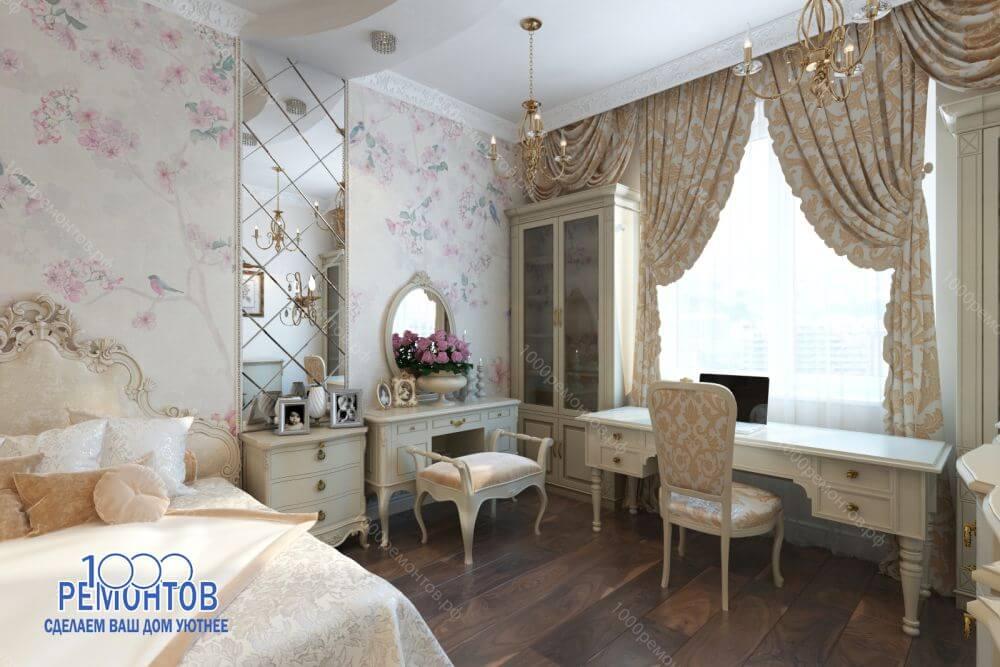 Дизайн-проект квартиры 85 м<sup>2</sup> Погодинская улица