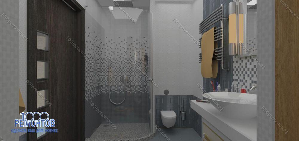 Дизайн-проект таунхауса 240 м<sup>2</sup> ЖК Потапово