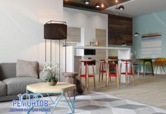 Дизайн-проект коттеджа 250 м<sup>2</sup> в Мытищи