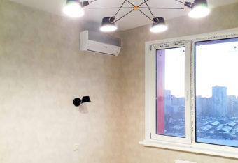 Ремонт квартиры 64 м2 на улице Лобачевского